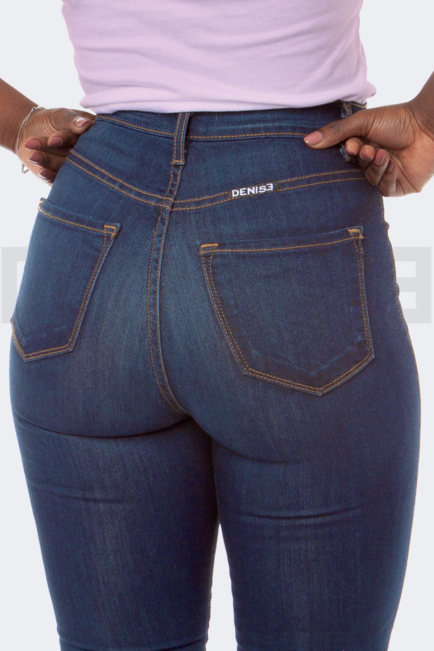 Super Stretchy Jeans No Stress - Brut