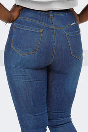 Super Stretchy Jeans No Stress - Bleu Medium