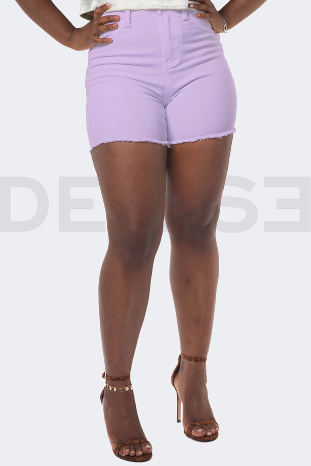 West Indies Short - Lilas
