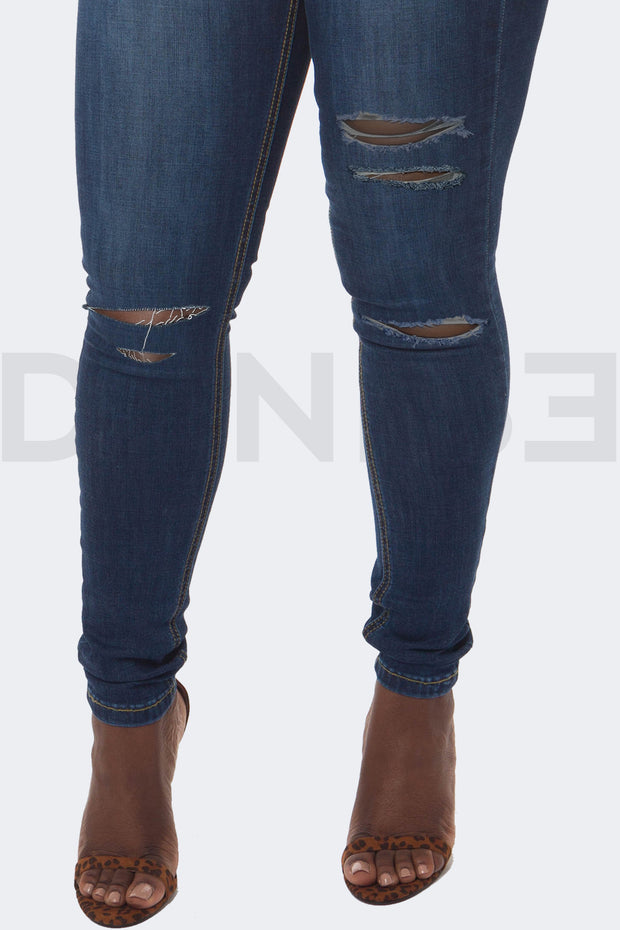 Super Stretchy Jeans Badass Lady - Brut
