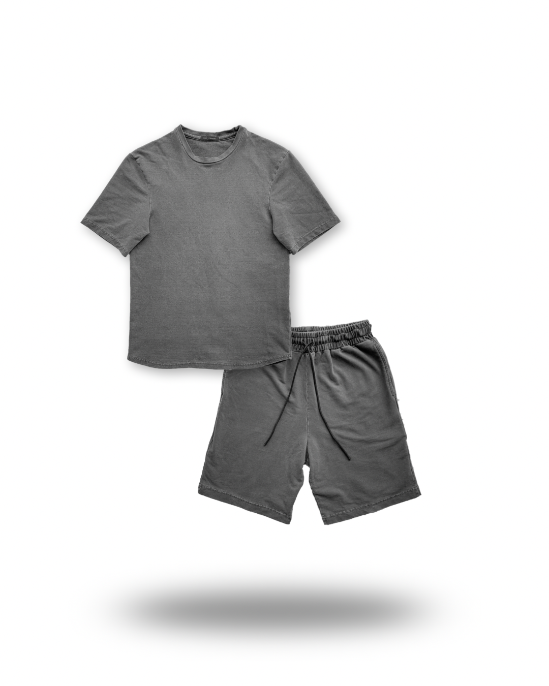 Grey Dyed Washed Set