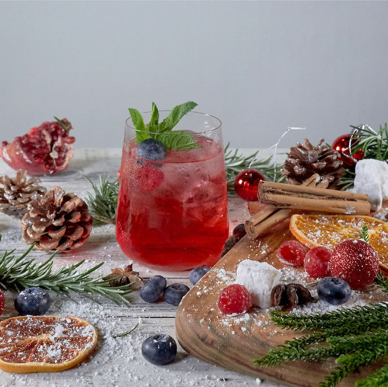 Our favorite cocktails made (even more!) festive