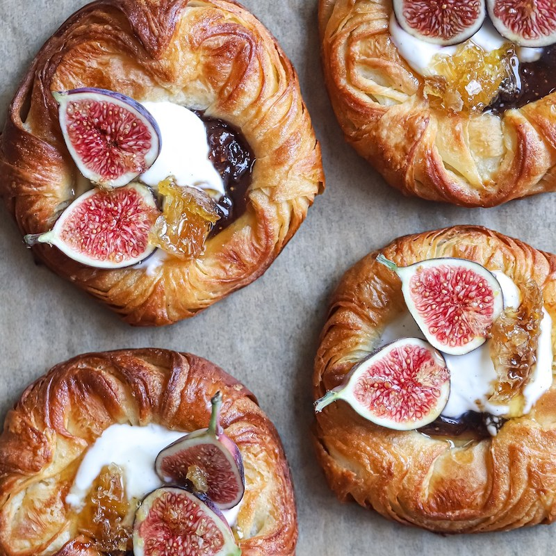 The only pastry recipe you need this season