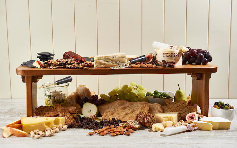 How to assemble the perfect cheese board