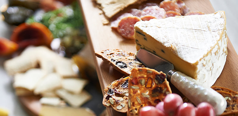 Create a visual feast of delicious cheeses,  the Australian way, with Liddy Lifestyle