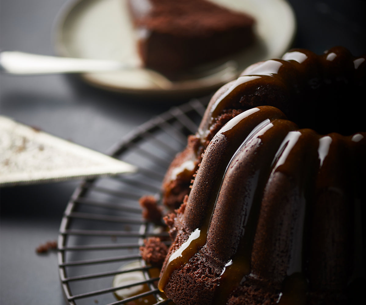 bundt cake recipe chocolate caramel