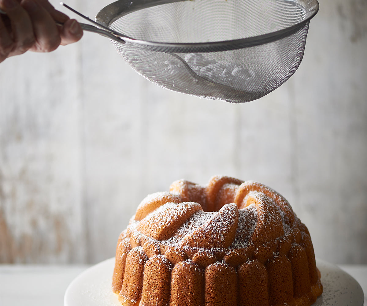 lemon thyme butter bundt cake recipe