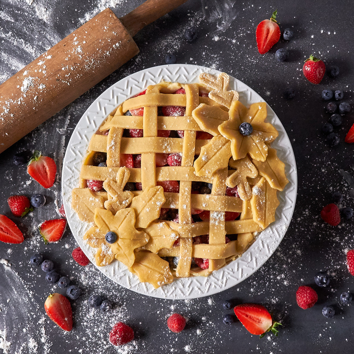 pie recipe berry
