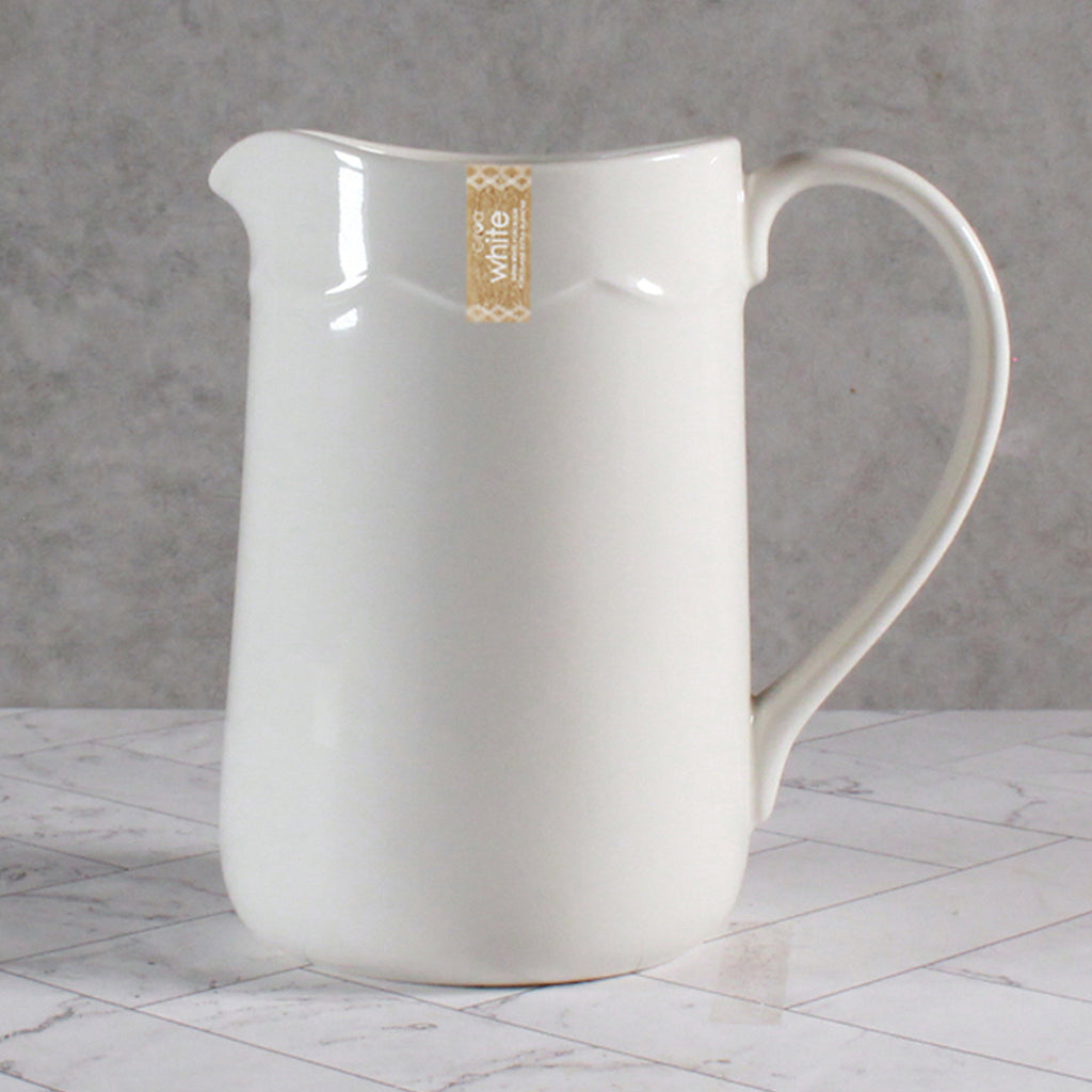 Measuring Jug - Scallop Design