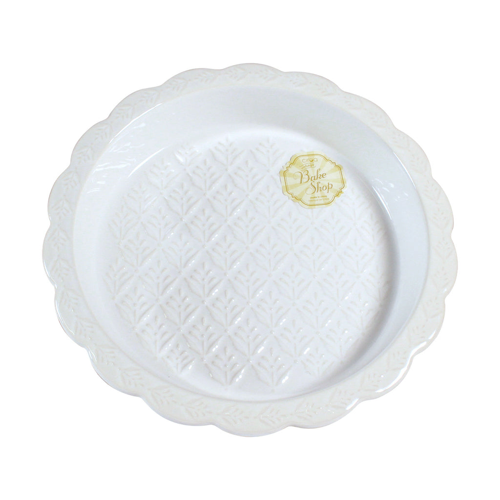 Ceramic Pie Dish - Bake Shop