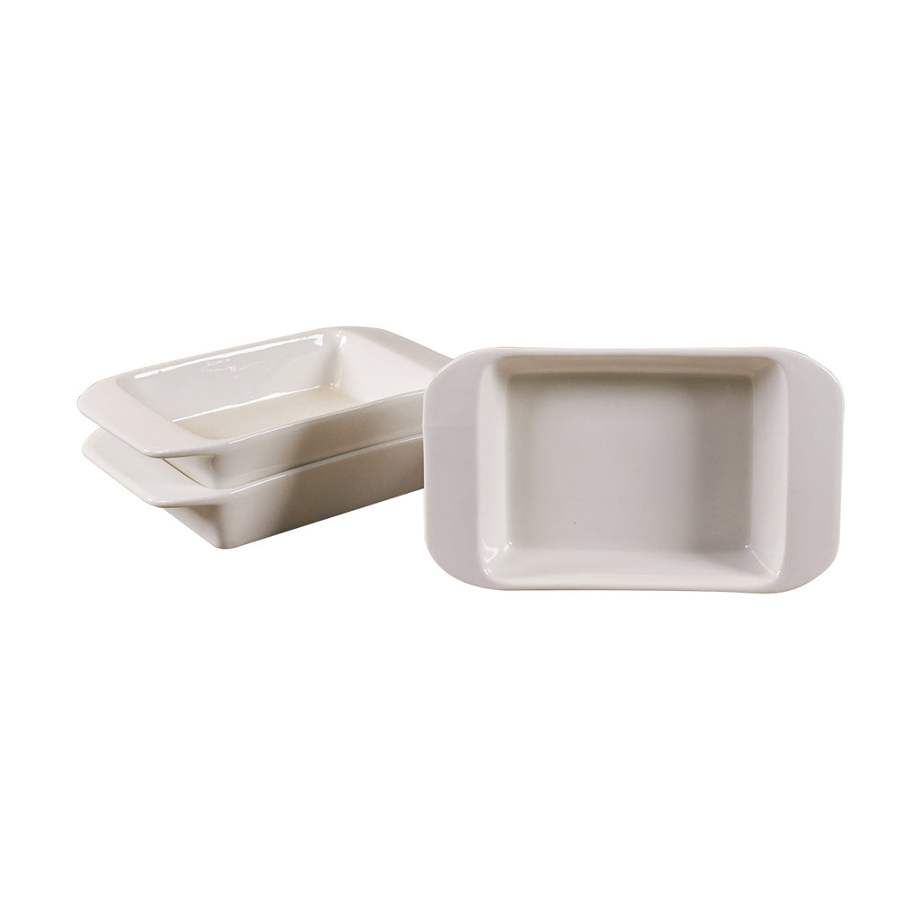 Mini Rectangular Baker Set - Essentials