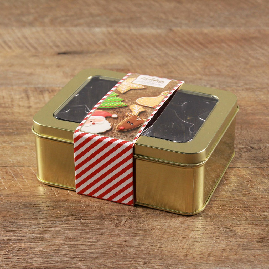 Cookie Cutters - Forest Set in Gift Tin
