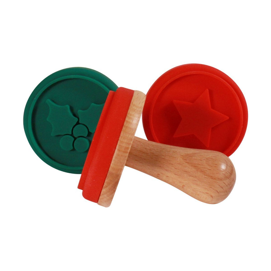 Cookie Press - Set of 3 Holiday
