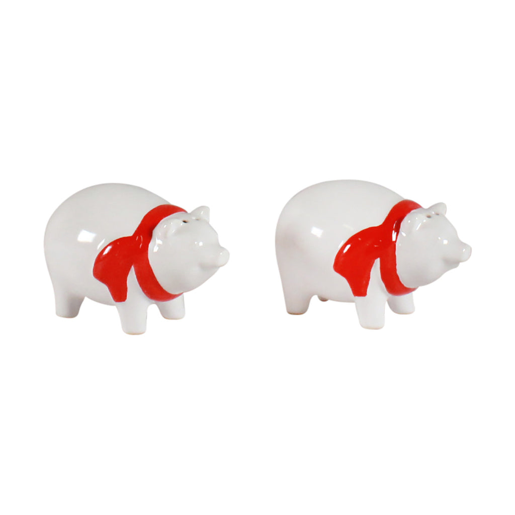Salt & Pepper Shakers - Pig