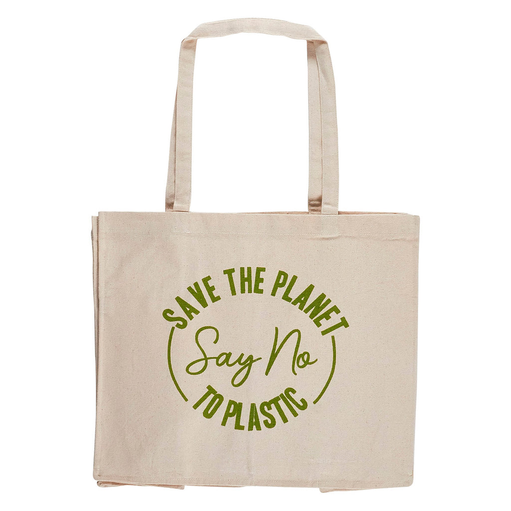 Sectional Tote Bag - Save The Planet