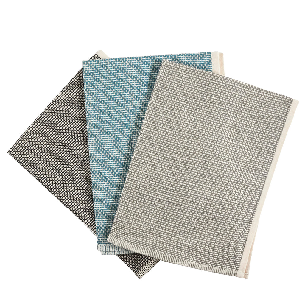 Tea Towels - Set of 3 Weave