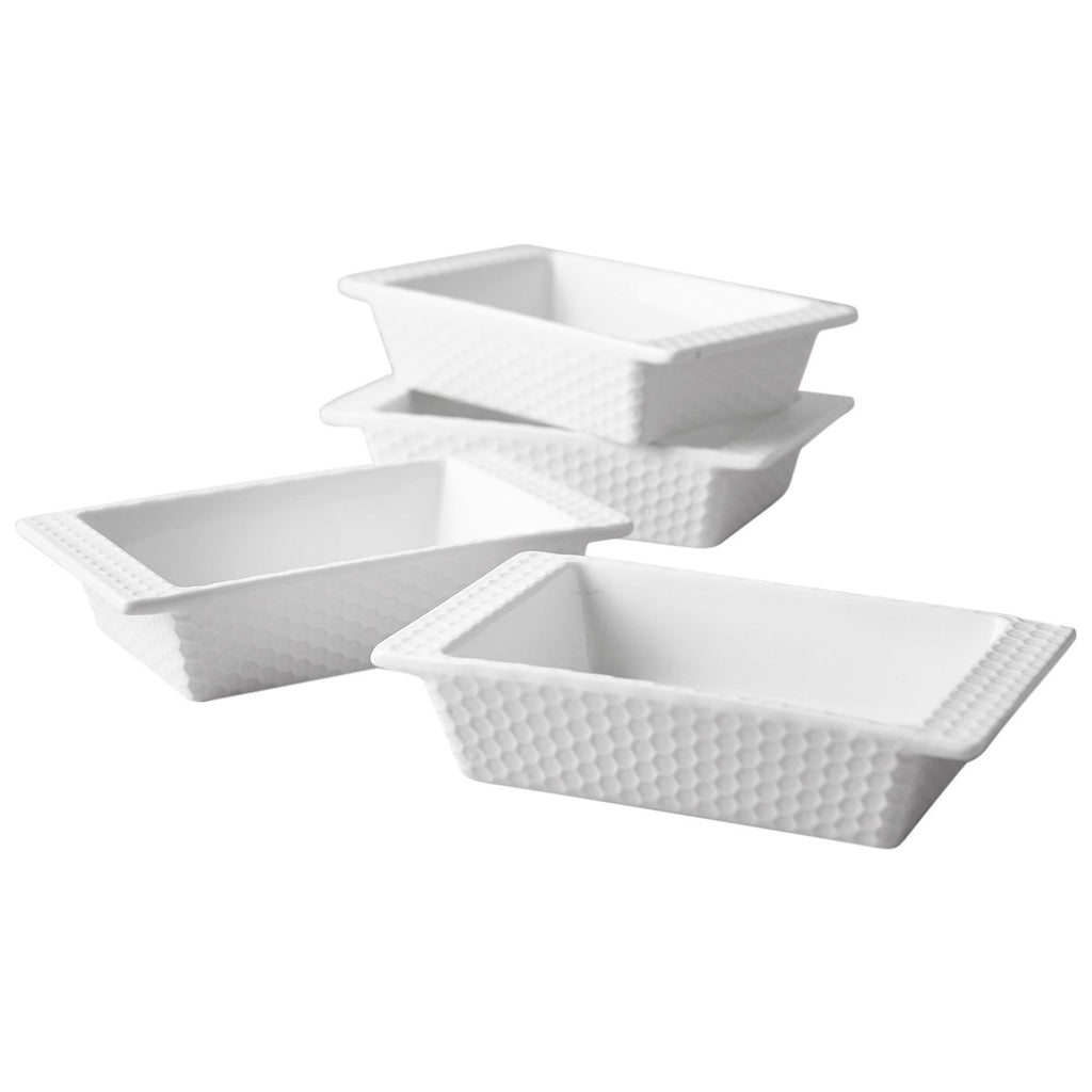 Honeycomb Mini Rectangular Baker Set