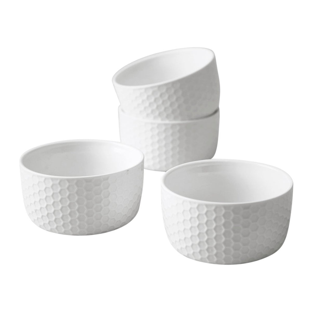 Honeycomb Ramekin Set