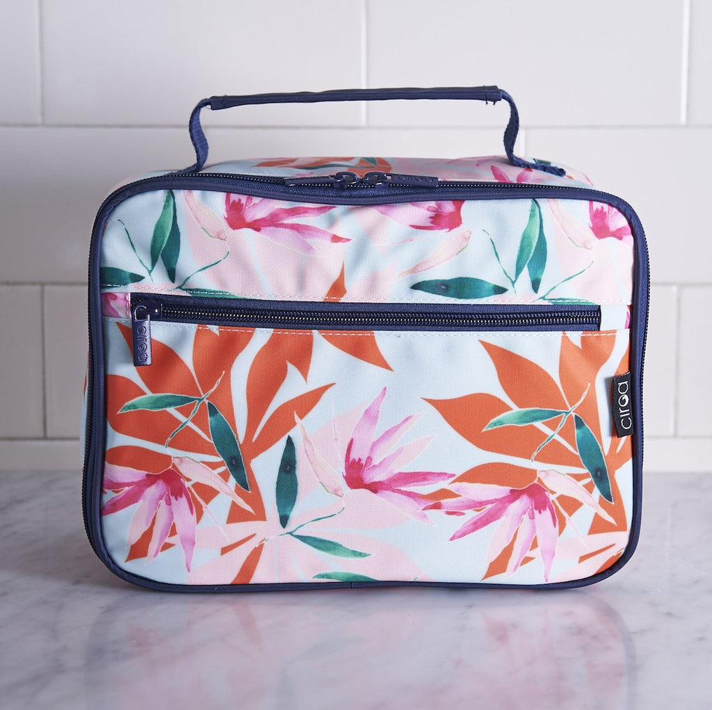 Bright Tropics Lunch Box
