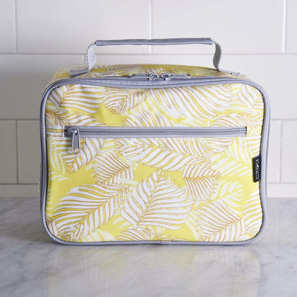 Warm Fern Lunch Box
