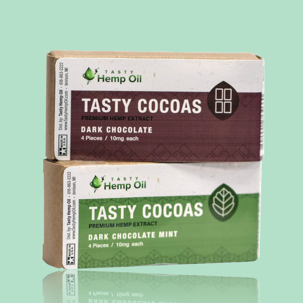 4ct Tasty Cocoas - 40mg