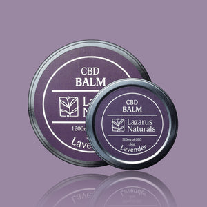 CBD Balm 300mg (.5oz)