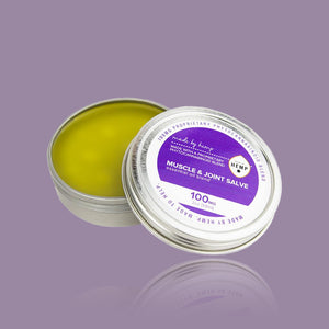 Muscle and Joint Hemp Salve 100mg