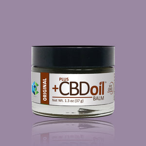 Raw Formula Hemp Oil Balm - 50mg
