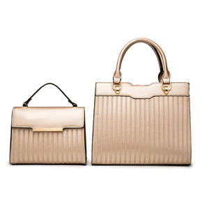 Elegant Fashion Handbag Two Sets