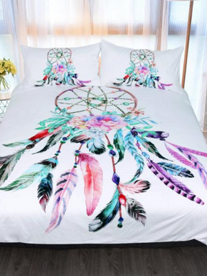 Duvet Cover Set Bedding Cover Set With 2 Pillowcases