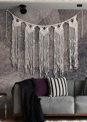 Bohemian Curtain Tapestry  Wall Decoration Pendants Handmade Accessories