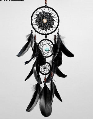 Dream Catcher With Feathers Wall Hanging Decoration