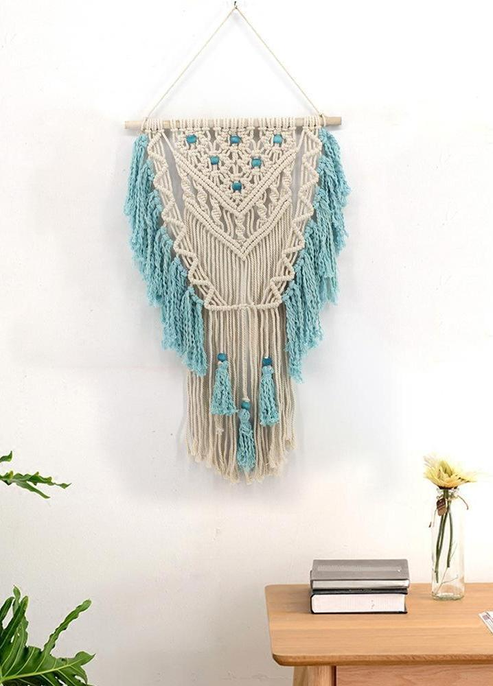Bohemia Natural Cotton Dream catcher Wall Tapestries Wedding Party Decorations