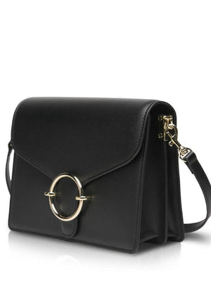 Woman Fashion Simplicity Halo Cross Body Bag