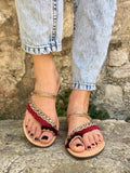 Fashion Tassel Beach Slippers