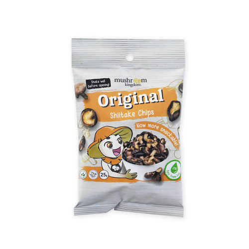 Original Shiitake Chips (25g)