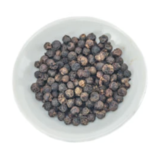 Organic Black Peppercorn (60g)
