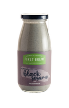 Load image into Gallery viewer, AlmondPlus Black Sesame (240ml)