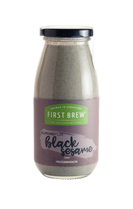 AlmondPlus Black Sesame (240ml)