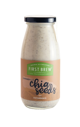 AlmondPlus Chia Seeds (240ml)