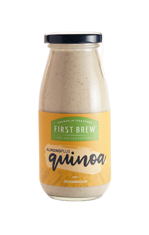 AlmondPlus Quinoa (240ml)