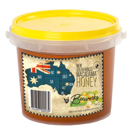 Macadamia Honey Tub (1kg)