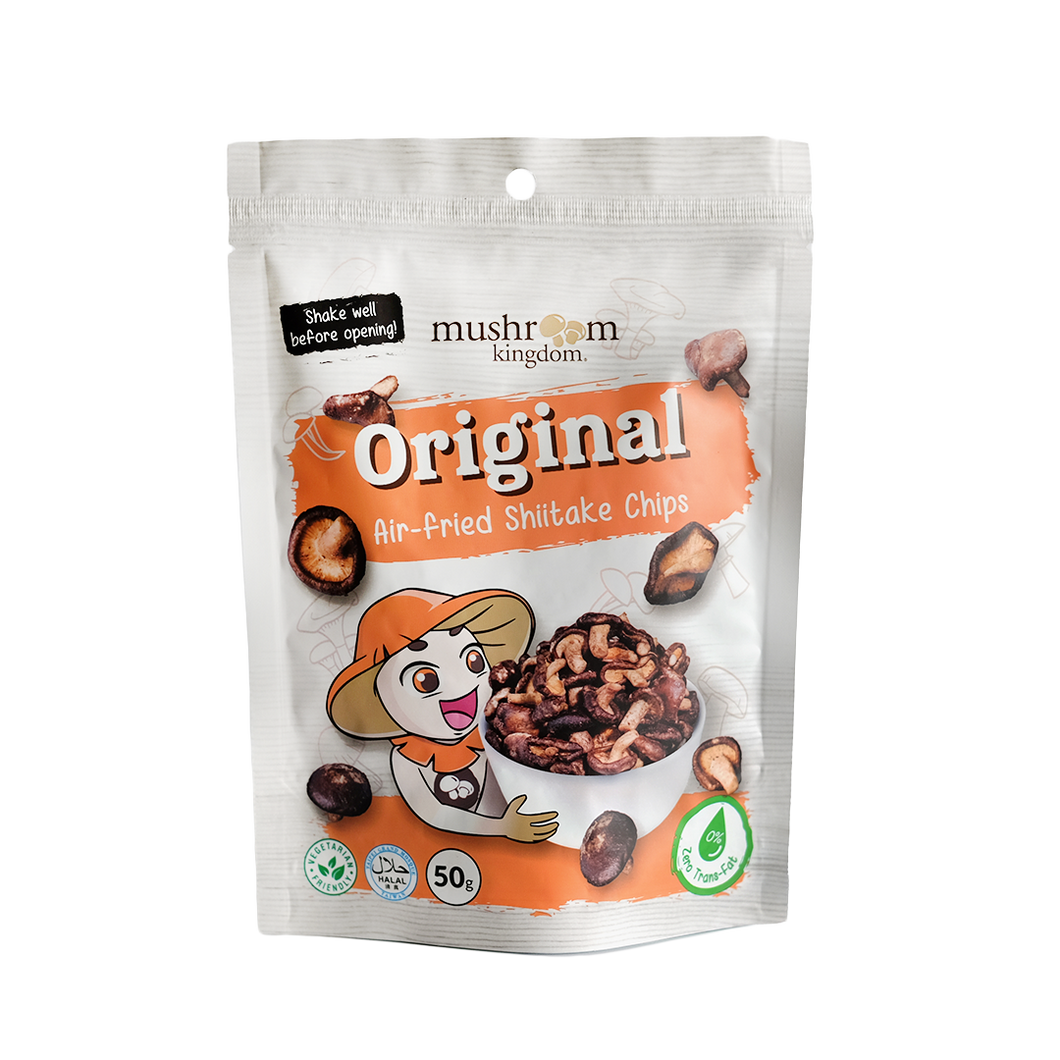 Original Shiitake Chips (50g)