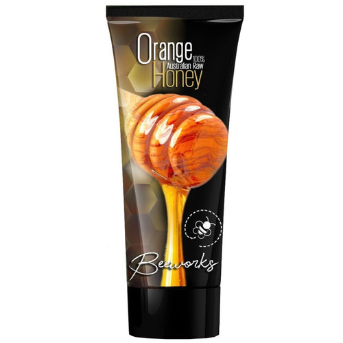 Orange Honey Tube (165g)