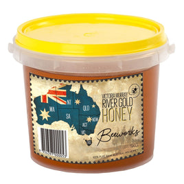 River Gold Honey Tub (1kg)