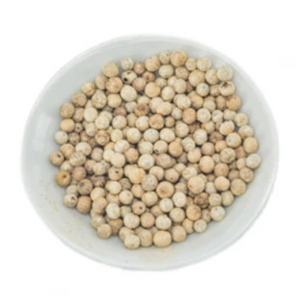 Organic White Peppercorn (60g)