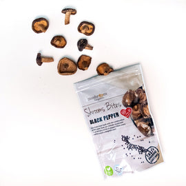 Shrooms Bites - Black Pepper (75g)