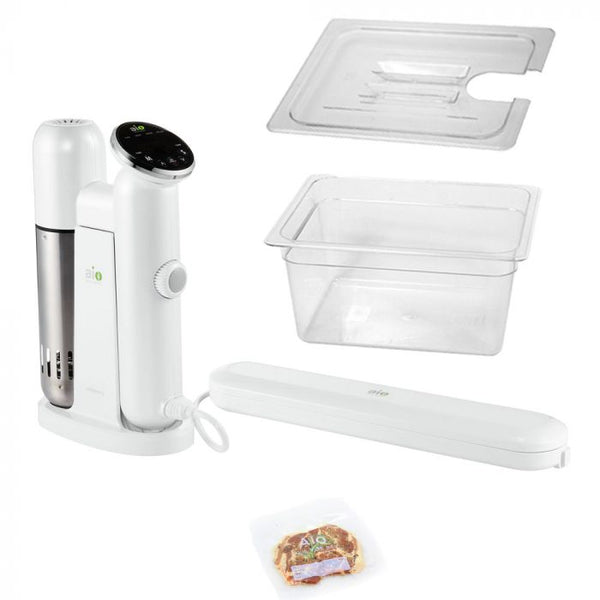 AIO SOUS VIDE WITH VACUUM SEALER ATTACHMENT - Hurom Philippines - The World's Best Slow Juicer