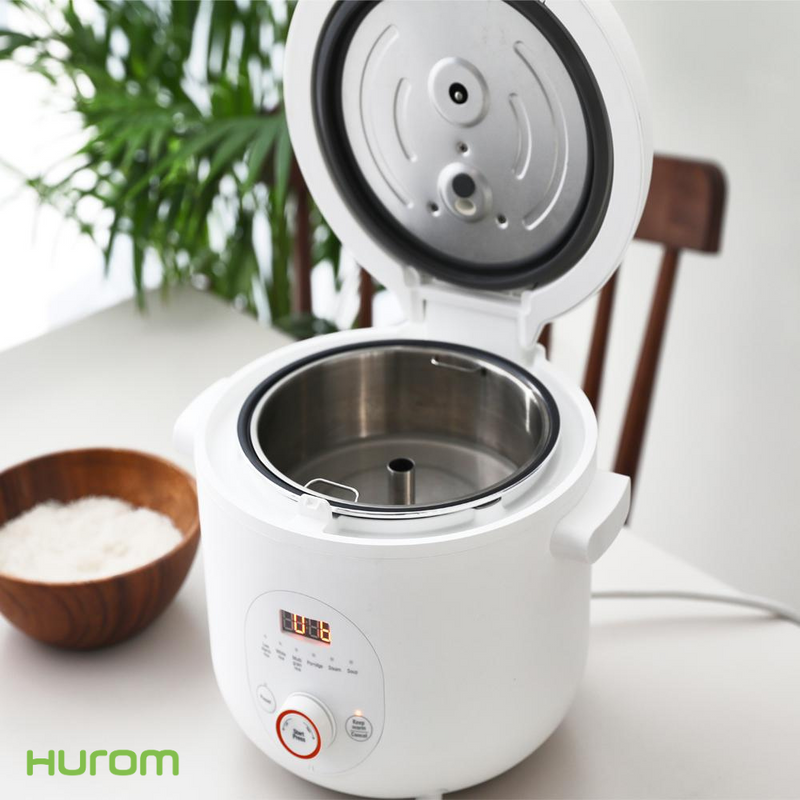 Hurom 37% Starch Reducing Rice Cooker
