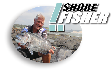 SHORE FISHER - Sports Fishing Academy